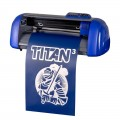 "TITAN 3  15"" Craft Vinyl Cutter with ARMS Contour Cutting"