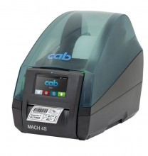 CAB MACH4S/300C PRINTER 300DPI CUTTER VERSION