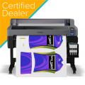 Epson SureColor F6370 44 inch Wide Format Dye Sublimation Standard Edition Printer