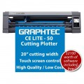 Graphtec CE LITE 50 20in Vinyl Cutting Plotter