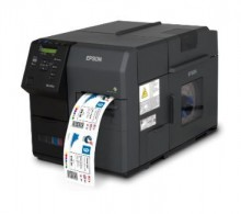 EPSON C7500 INDUSTRIAL INKJET PRINTER-600 DPI