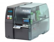 CAB SQUIX 4/600P PRINTER-600 DPI (PEEL AND PRESENT)