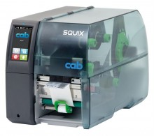 CAB SQUIX 4/300MP PRINTER-300 DPI (PEEL AND PRESENT)
