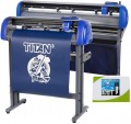 "TITAN Vinyl Cutter  28  53"" with VinylMaster Cut"